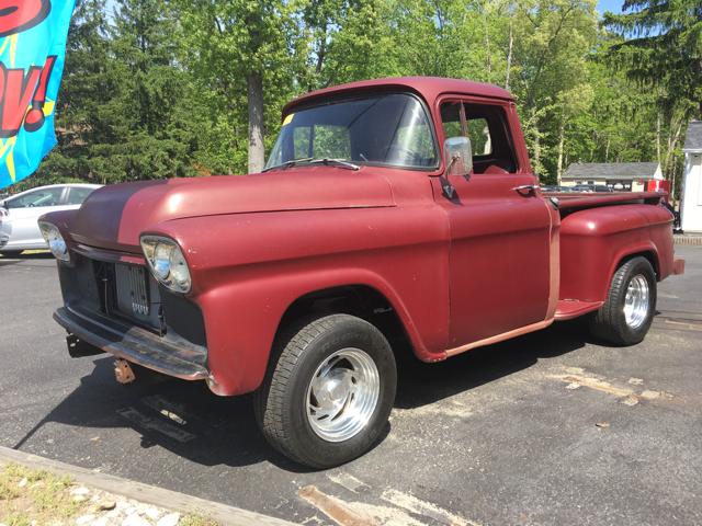 1958 Chevrolet Apache  - Tabernacle NJ