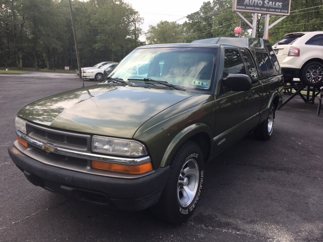 2001 Chevrolet S-10 2dr Extended Cab LS 2WD SB - Tabernacle NJ