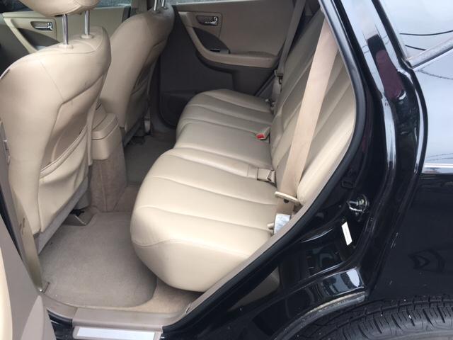 2007 Nissan Murano SL 4dr SUV - Tabernacle NJ