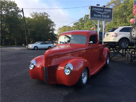 1940 Ford F-100 for sale in Tabernacle, NJ