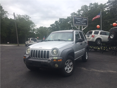 2002 Jeep Liberty for sale in Tabernacle, NJ