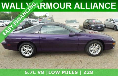 2000 Chevrolet Camaro for sale in Alliance, OH