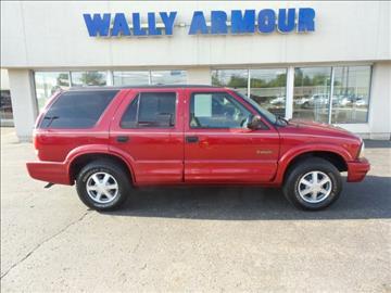 2000 Oldsmobile Bravada for sale in Alliance, OH