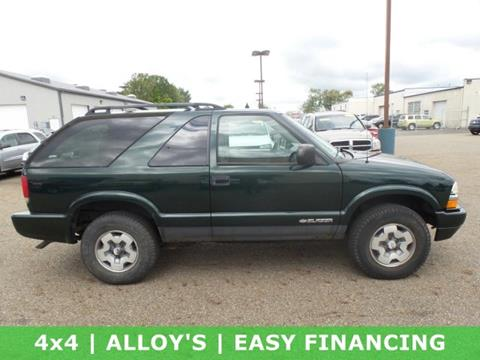 2004 Chevrolet Blazer for sale in Alliance, OH