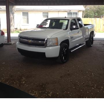 2010 Chevrolet Silverado 1500 for sale in Waco, TX