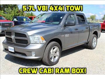 2013 RAM Ram Pickup 1500 for sale in Dover, OH