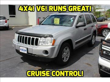 2006 Jeep Grand Cherokee for sale in Dover, OH