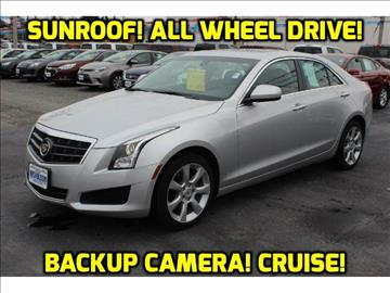 2014 Cadillac ATS for sale in Dover, OH