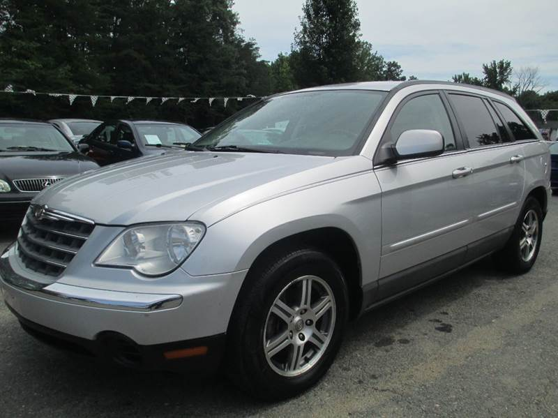2007 chrysler pacifica touring awd 4dr wagon in stafford. Black Bedroom Furniture Sets. Home Design Ideas