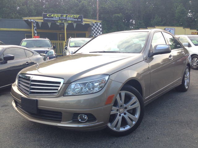 2009 mercedes benz c class c300 luxury 4matic awd 4dr for Mercedes benz c300 4matic sedan
