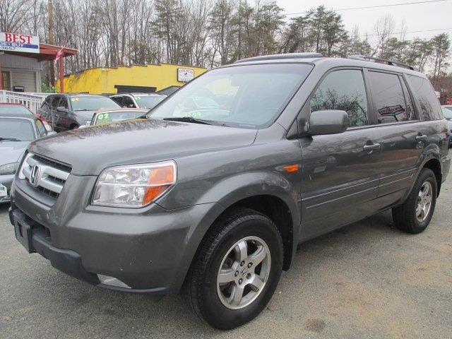 2007 honda pilot ex l 4dr suv in stafford fairfax dumfries. Black Bedroom Furniture Sets. Home Design Ideas