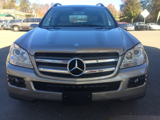 2007 mercedes benz gl class gl450 awd luxury suv premium for 2007 mercedes benz gl class gl450 price