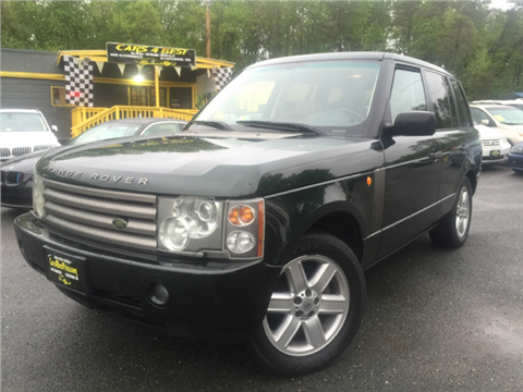2003 Land Rover Range Rover for sale in Stafford, VA