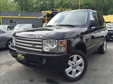 2004 Land Rover Range Rover for sale in Stafford, VA