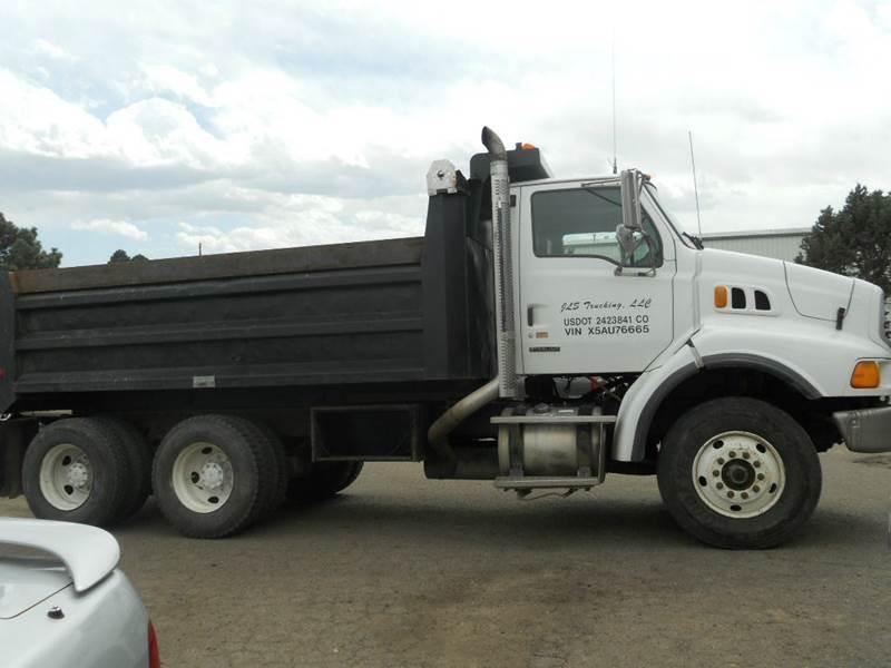 2005 Sterling LT8500 Tandem Dump Truck