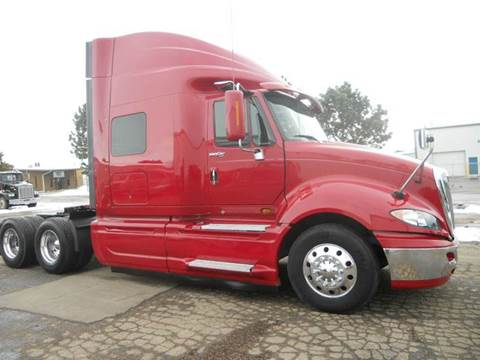 2011 International Prostar Eagle