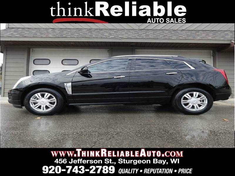 2013 Cadillac Srx For Sale In Oregon Carsforsale Com