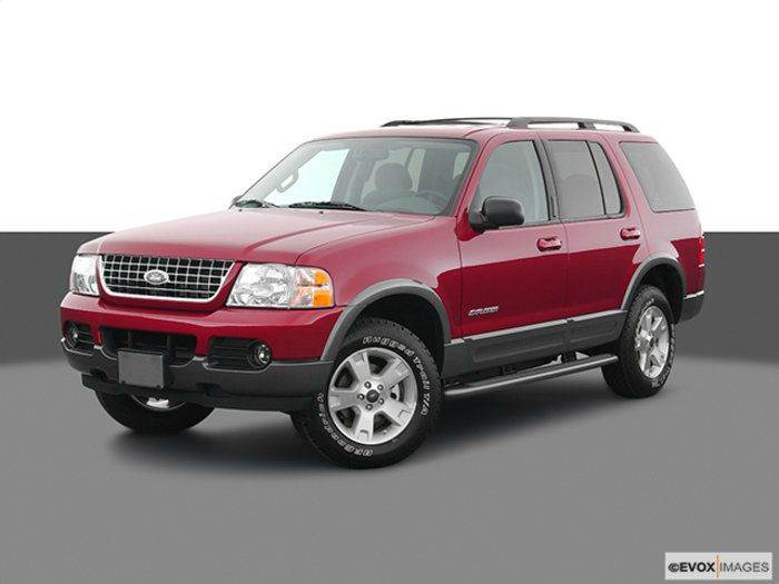 2005 Ford Explorer Eddie Bauer 4wd 4dr Suv In South