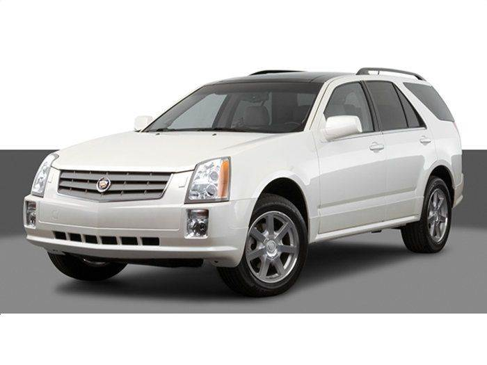 2006 cadillac srx base 4dr suv w v8 in chicago heights il. Black Bedroom Furniture Sets. Home Design Ideas