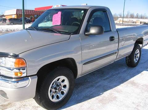 2005 GMC C/K 1500 Series for sale in Park Falls, WI