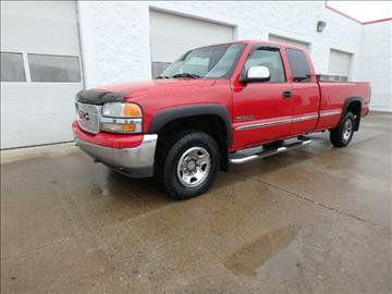 2000 GMC Sierra 2500 for sale in East Peoria, IL