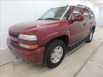 2004 Chevrolet Tahoe for sale in East Peoria, IL