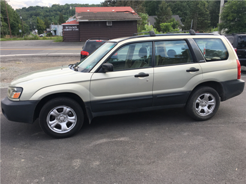 2005 Subaru Forester for sale in Scott Township, PA