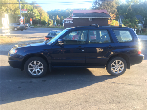 2006 Subaru Forester for sale in Scott Township, PA