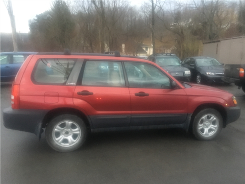 2003 Subaru Forester for sale in Scott Township, PA