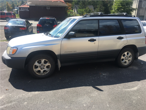 2002 Subaru Forester for sale in Scott Township, PA