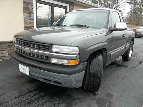 Chevrolet silverado 1500 for sale gainesville ga for Select motor cars gainesville ga