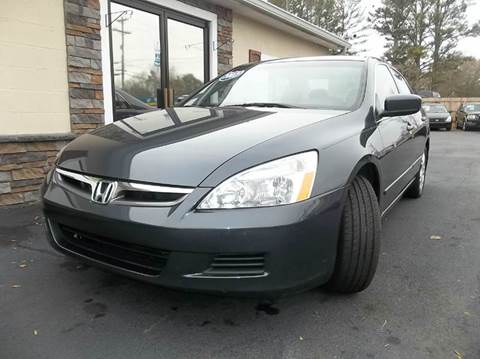 2007 honda accord for sale gainesville ga. Black Bedroom Furniture Sets. Home Design Ideas