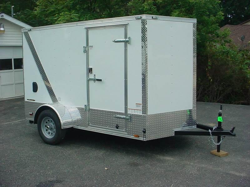 2016 Continental Cargo XHW 6x10 V-Nose Cargo