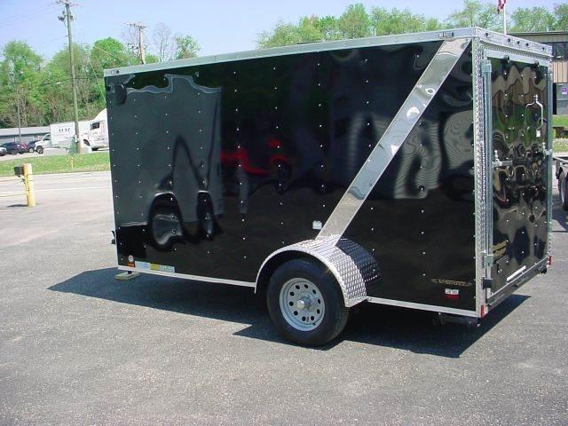 2016 Continental Cargo 6x12 V-Nose