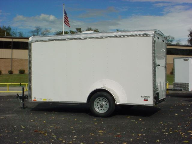 2015 Forest River 6x12 Tailwind