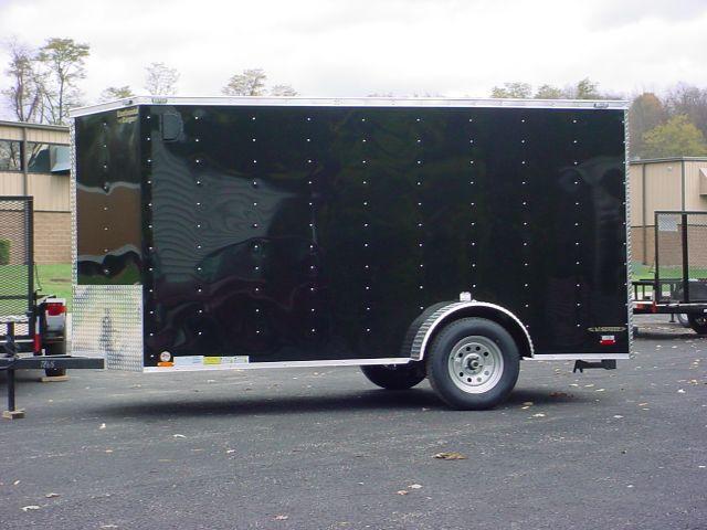 2015 Continental Cargo 6X12 V-Nose