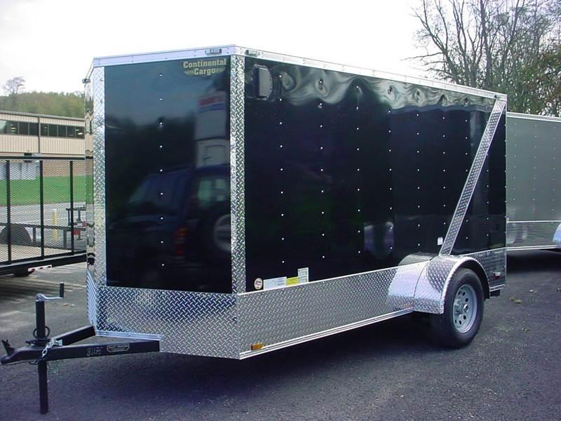 2016 Continental Cargo VHW 6x12 V-Nose