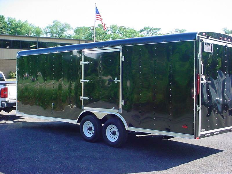 2016 Middlebury Trailers Inc. 8.5x22 Car Hauler