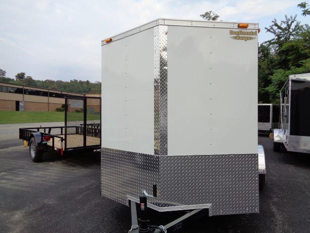 2015 Continental Cargo 6x10 V-Nose Cargo