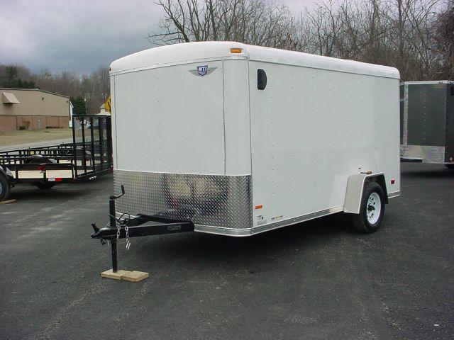 2015 Middlebury Trailers Inc 7x12 Cargo