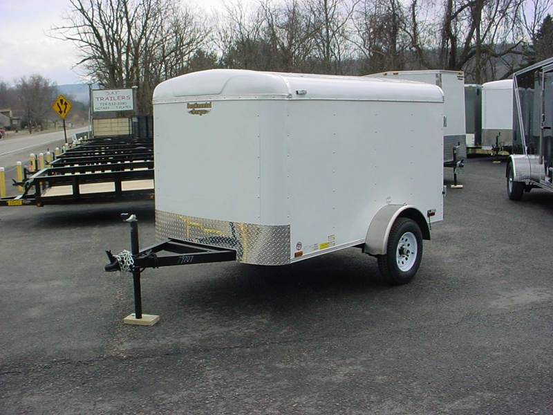 2016 Continental Cargo 5x8RS