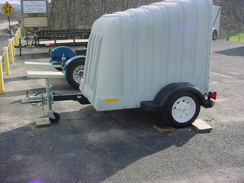 2012 EZ Tow Mobility Scooter Trailer