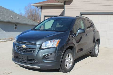 2016 Chevrolet Trax for sale in Alta, IA