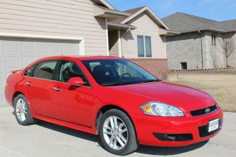 2013 chevrolet impala for sale in iowa. Black Bedroom Furniture Sets. Home Design Ideas