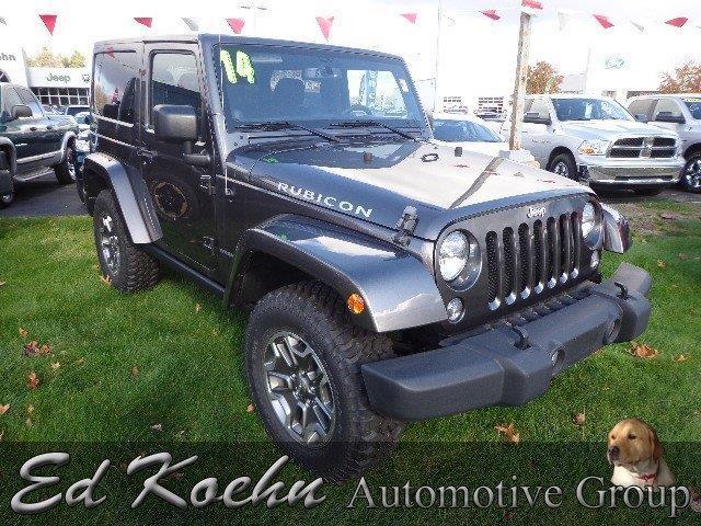 2014 Jeep Wrangler for sale in Greenville MI