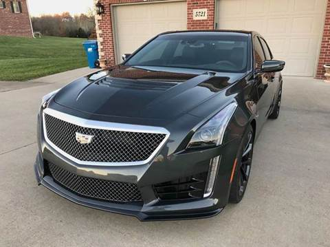 2016 Cadillac CTS-V for sale in Decatur, IL