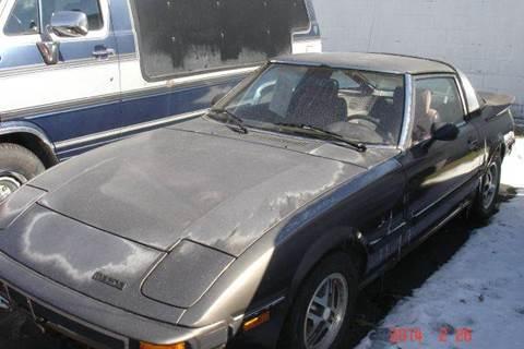 1985 Mazda RX-7 for sale in Decatur, IL