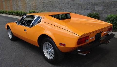 1973 De Tomaso Pantera for sale in Decatur, IL