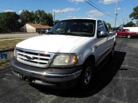 1999 Ford F-150 for sale in Decatur, IL
