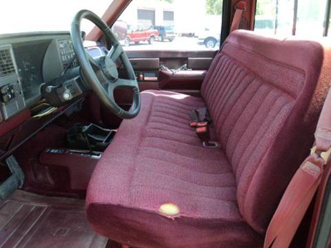 1988 Chevrolet C/K 1500 Series for sale in Decatur, IL